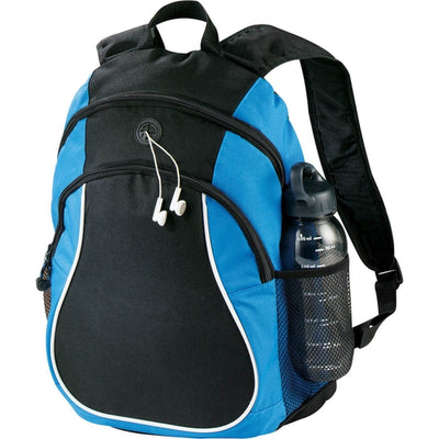 Elevate-Coil Backpack-Royal-Thread Logic