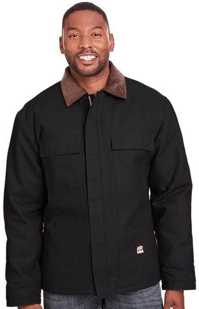 Berne Heritage Cotton Duck Chore Jacket