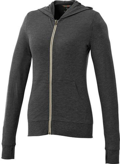 Elevate-Ladies GARNER Full Zip Hoody-Thread Logic
