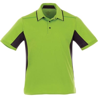 Elevate-ROYCE Short Sleeve Polo-S-Apple Green-Thread Logic
