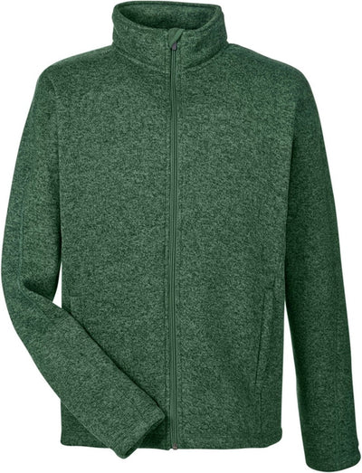 Devon & Jones Bristol Full-Zip Sweater Fleece Jacket