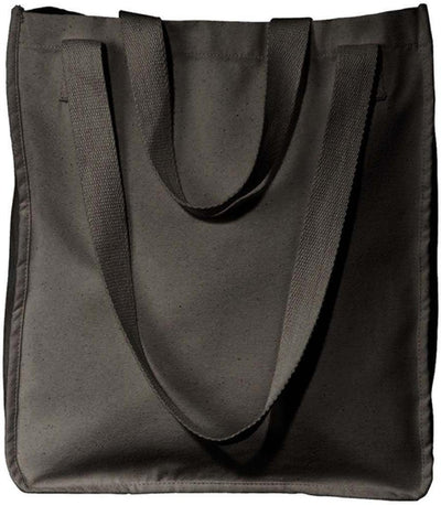 econscious Organic Cotton Canvas Market Tote-Bags-Thread Logic