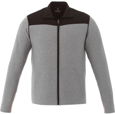 Elevate-PERREN Jacket-S-Medium Grey Heather-Thread Logic