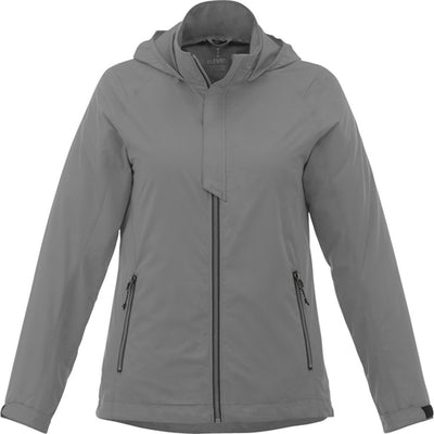 Elevate-Ladies KARULA Lightweight Jacket-XS-Steel Grey-Thread Logic