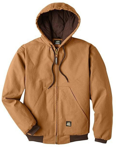 Berne Heritage Cotton Duck Hooded Jacket