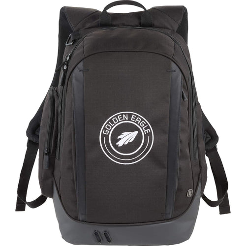 "Elleven-elleven Core 15"" Computer Backpack-Black-Thread Logic"