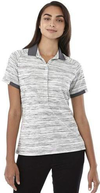 Elevate-Ladies EMORY Short Sleeve Polo-Thread Logic