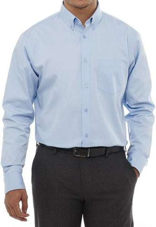Elevate-WILSHIRE Long Sleeve Dress Shirt-Thread Logic