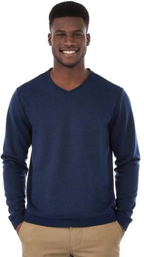 Elevate-BROMLEY V-Neck Sweater-Thread Logic