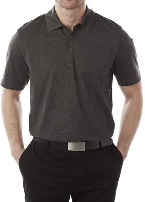 Elevate-ACADIA Short Sleeve Polo-Thread Logic