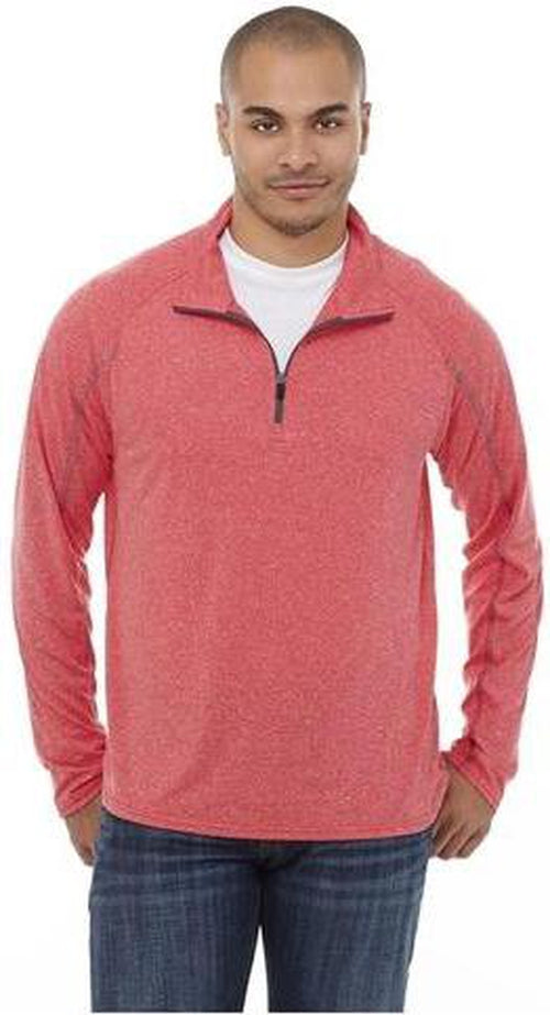 Elevate-TAZA Quarter Zip-Thread Logic