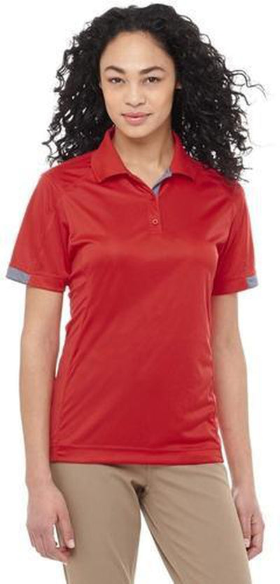 Elevate-Ladies KISO Short Sleeve Polo-Thread Logic no-logo
