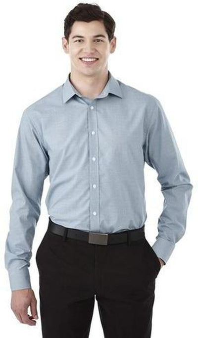 Elevate-THRUSTON Long Sleeve Dress Shirt-Thread Logic