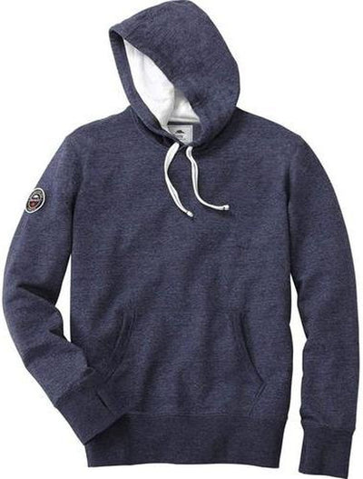 Roots73 Williamslake Hoody-S-Ink Blue Heather-Thread Logic
