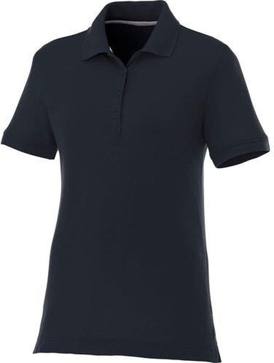 Elevate-Ladies CRANDALL Short Sleeve Polo-S-Navy-Thread Logic
