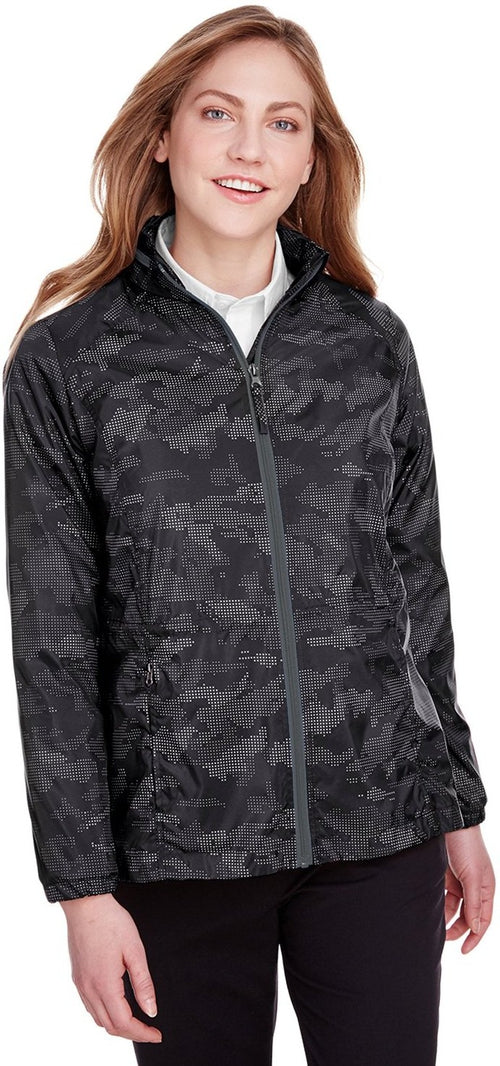 North End Ladies Rotate Reflective Jacket