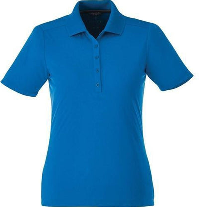Elevate-Ladies DADE Short Sleeve Polo-S-Olympic Blue-Thread Logic