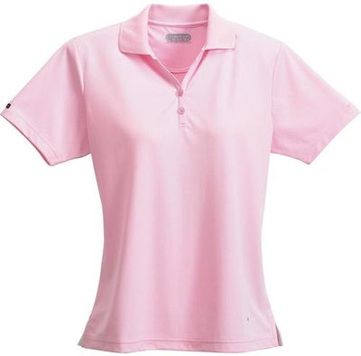 Elevate-Ladies MORENO Short Sleeve Polo-XS-Pink Zircon-Thread Logic