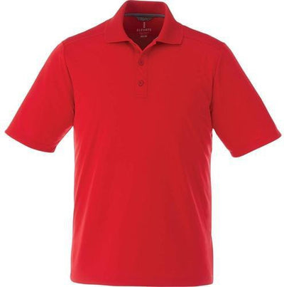 Elevate-DADE Short Sleeve Polo-S-Team Red-Thread Logic