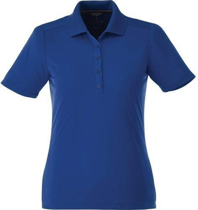 Elevate-Ladies DADE Short Sleeve Polo-S-New Royal-Thread Logic