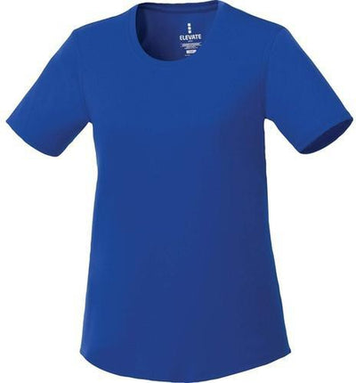 Elevate-Ladies OMI Short Sleeve Tech Tee-XS-New Royal-Thread Logic