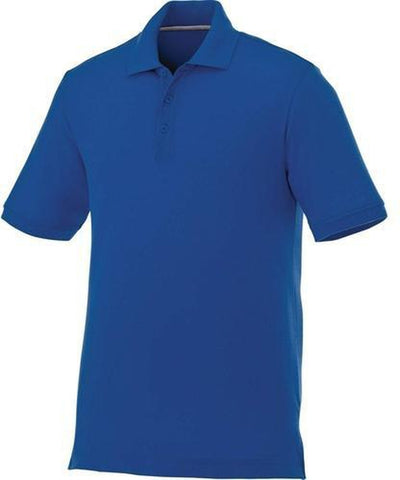 Elevate-CRANDALL Short Sleeve Polo-S-New Royal-Thread Logic
