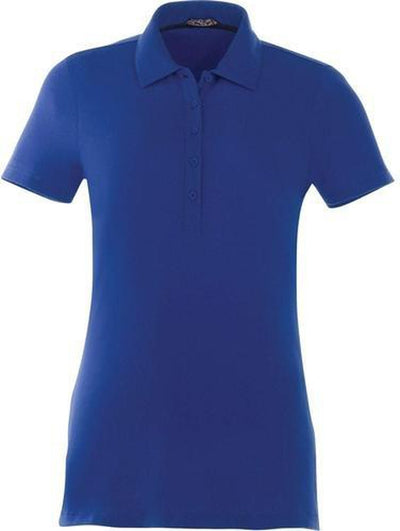 Elevate-Ladies ACADIA Short Sleeve Polo-S-New Royal-Thread Logic
