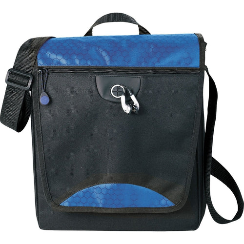 "Hive-Hive 11"" Tablet Messenger Bag-Royal-Thread Logic"