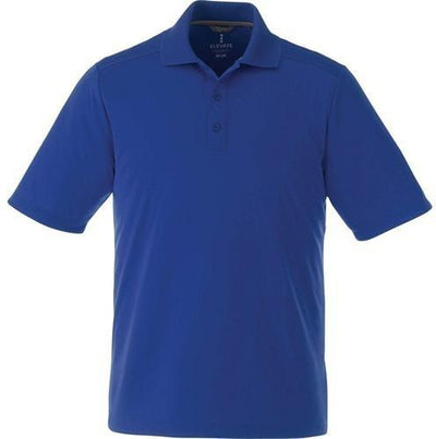 Elevate-DADE Short Sleeve Polo-S-New Royal-Thread Logic