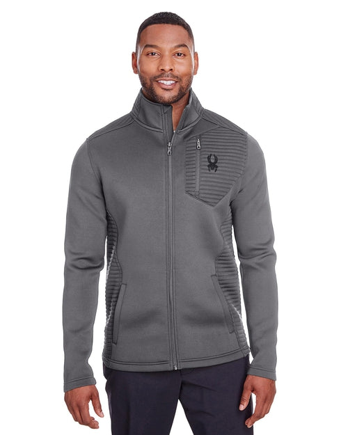 Spyder Venom Full-Zip Jacket-S-Polar-Thread Logic