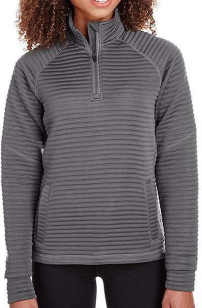 Spyder Ladies Capture Quarter-Zip Fleece-Ladies Layering-Thread Logic