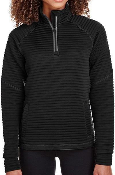 Spyder Ladies Capture Quarter-Zip Fleece