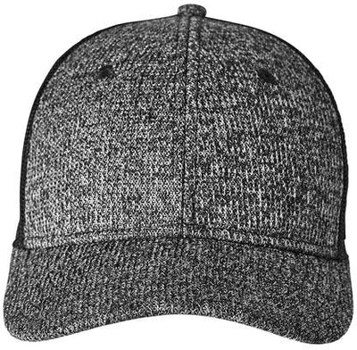 Spyder Constant Sweater Trucker Cap-Black Heather-Thread Logic