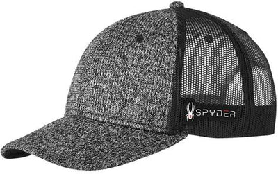 Spyder Constant Sweater Trucker Cap-Thread Logic no-logo