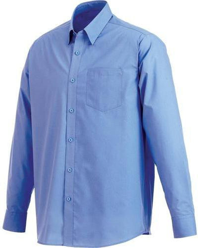 Elevate-PRESTON Long Sleeve Dress Shirt-S-Sky-Thread Logic