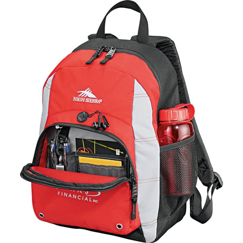 Elevate-High Sierra Impact Backpack-Thread Logic