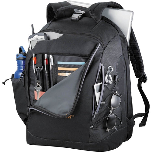 "Elevate-Summit TSA 15"" Computer Backpack-Thread Logic"