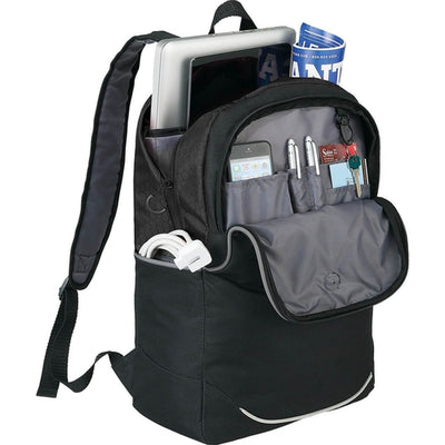 "Hive-Hive 17"" Computer Backpack-Black-Thread Logic"