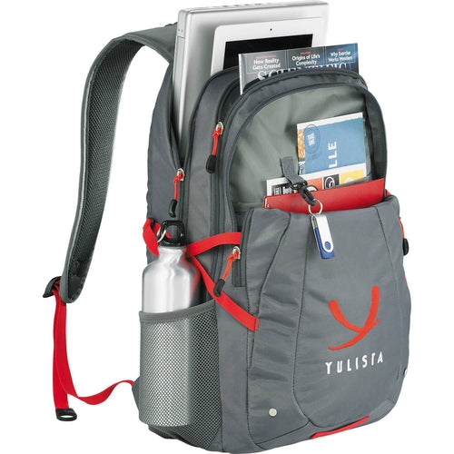 "Elevate High Sierra Fallout 17"" Computer Backpack"