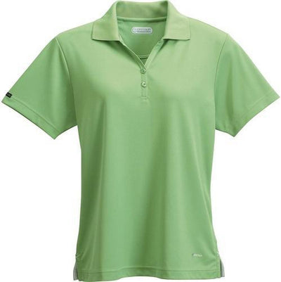 Elevate-Ladies MORENO Short Sleeve Polo-XS-Green Tea-Thread Logic