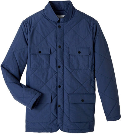 UltraClub Dawson Quilted Hacking Jacket
