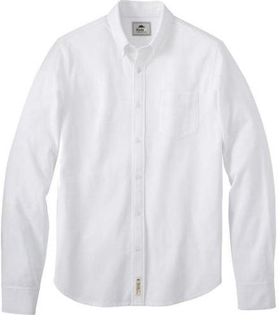 Roots73 Baywood Long Sleeve-S-White-Thread Logic
