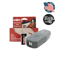 K-II Enterprises DAZER II™  Ultrasonic Dog Deterrent / Repellent