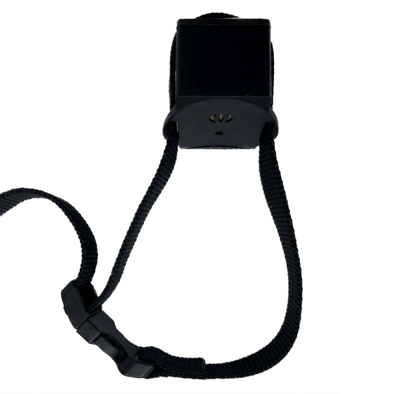citronella bark collar with spray unit