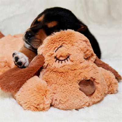 Snuggle Puppy ™ Dog Toy Heart Beat Unit