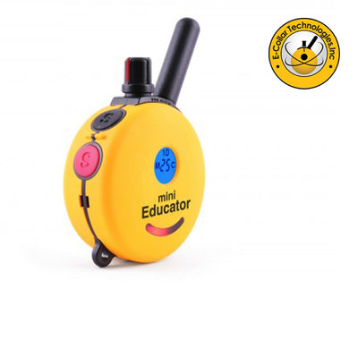 Mini Educator Rechargeable Dog Remote Training eCollar