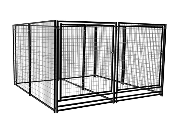 8 Panel & 2 Door Dog Enclosure