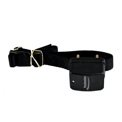 perimeter PCC-200 dog containment system collar and receiver