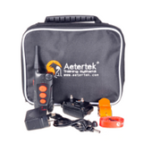 complete AETERTEK AT-918C™ Dog Remote Training Collar+Auto Bark kit