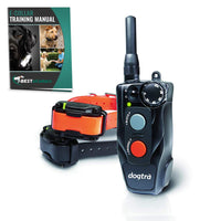 two dog version of the DOGTRA 200C™ 202C™ Dog Remote Training Collar